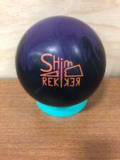 BIG Bowling Shim Rekker 15lb NIB Logo Blemish