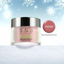 SNS Nail Dipping Powder HD05 - Rosy Mulled Punch 1.5oz