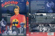 ZAGOR e il Guaio Nero DVD SLIPCASE IMPORT TURCHIA 1972 subtitle ITALIANO RARO