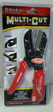NEW Ronan Multi-cut Anvil Cutters Tool Fireworks Safty Fuse Hose Prune Clones