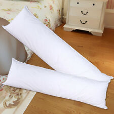 150 x 50CM Anime Dakimakura Hugging Long Pillow Inner Body Cushion White