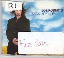 (EW88) Joe Roberts, Back In My Life  - 1993 CD