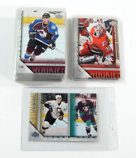 Lot of (58) 2005-06 Upper Deck UD Young Guns Cards Perry Howard Crosby
