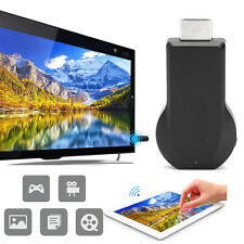 1080P HDMI Display WIFI Receiver Dongle AV Adapter Cable Connect Phone to HD TV