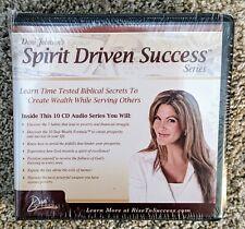 "Dani Johnson 10 Cd Set ""Spirit Driven Success Series"" *New* *Sealed*"