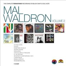 MAL WALDRON - THE COMPLETE REMASTERED RECORDINGS, VOL. 2 * NEW CD