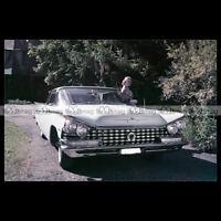 #pha.003136 Photo BUICK LESABRE HARDTOP SEDAN 1959 Car Auto