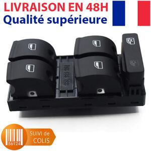 Bouton Lève Vitre Commande Platine AUDI A4/S4 B6 B7 RS4 SEAT Exeo - 8E0959851