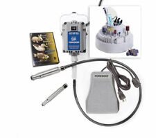 Foredom 5200 K.5200 Deluxe Woodcarving Kit For Wood Working - 2 Handpieces.