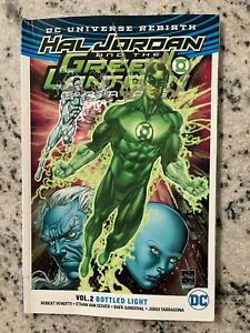 Hal Jordan & The Green Lantern Corps Vol 2 Bottled Light DC Comics Book TPB J587