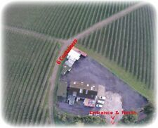 FREEHOLD 3/4 ACRE PLOT. WAREHOUSE & CONTAINERS. KENT. 35 MILES LONDON & COAST