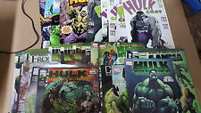 huge hulk mini series one shots Comic lot destruction world war gamma frontline