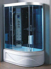 Steam Shower Room ,massage Jets .BLUETOOTH.Steam Sauna. 9002. USA Warranty