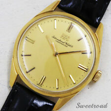 IWC Old Inter Ref.810 Cal.89 Vintage Manual Hand Wind Auth Men's Watch Works