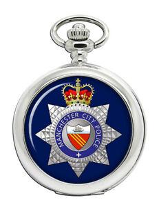 Manchester City Police Pocket Watch