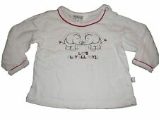62 NEU!! Kanz Oberhemd Hemd langarm Gelb 100/% Jungen Baby Baumwolle  Gr