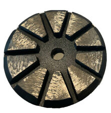 3 Metal Bond Diamond Grinding Tool 30 Grit Medium Bond For Concrete Prep Terrco