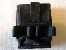 BlackWater Gear Handcuff Case, Double, Black