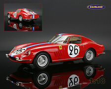 Ferrari 275 GTB Competizione Le Mans 24 Hours 1966, BBR Model 1/18th scale
