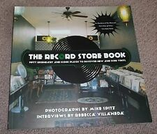 The Record Store Book : Fifty of Southern California's Most Iconic and...Signed