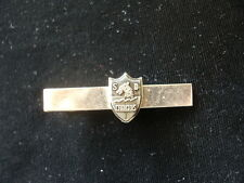 Early 1960's San Diego Chargers AFL Tie Bar Clasp Clip Tac Pin– 1 + 1/2″ x 1/2″