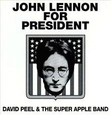 John Lennon for President by David Peel & the Lower East Side (CD, Jan-1995,...