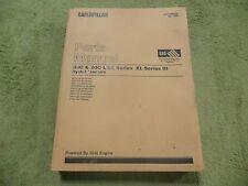 Caterpillar D3C& D3C LGP, Series XL III 4KS1-5GS1- CAT Tractor Parts Manual Book