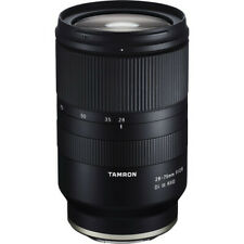 Tamron 28-75mm f/2.8 Di III RXD Lens for Sony E - A036