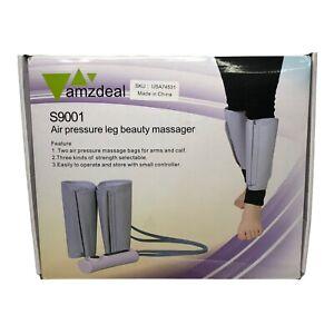 Amzdeal S9001 Air Pressure Leg Beauty Circulation Calf Massager
