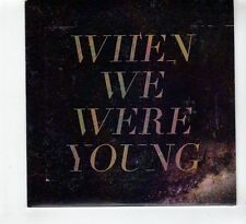(HD819) The Wild Wild, When We Were Young - DJ CD