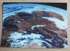 CP - L EUROPE PHOTOGRAPHIEE A 36000 KILOMETRES - ESA - METEOSAT *