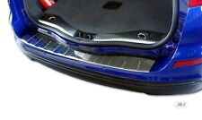 Ford Mondeo mk5 Estate 2014-up REAR BUMPER SILL PROTECTOR STAINLESS STEEL