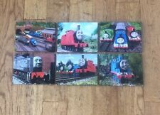 SET OF 6 THOMAS TANK ENGINE & Friends  Canvas Pictures