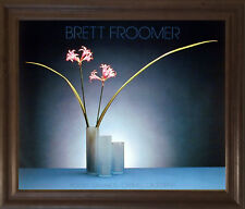 Nerine Lilies Flowers Floral Still Life Fine Wall Decor Art Print Framed Picture