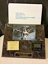 NASCAR Dale Earnhardt Wall Plaque, #145877 w /Authentic Racing Tire, NIB