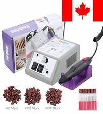 Cadrim Nail Drill Machine Electric Nail File Manicure Pedicure Drill with Nai...
