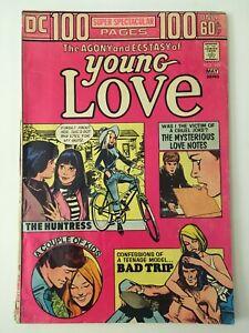 DC Comics Young Love 109 VG