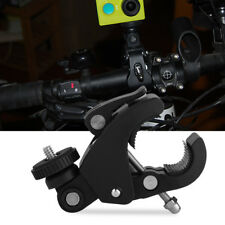 Durable Bicycle Bike Handlebar Clamp Roll Bar Mount + Tripod For Action Camera