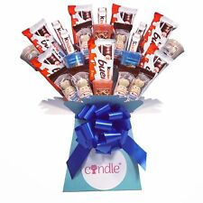 Yankee Candle & Kinder Chocolate Bouquet
