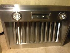 "I PW302210-WOLF 30"" RANGE HOOD, DISPLAY MODEL, NO BLOWER INCLUDED"