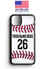 Baseball Seams Image | Personalized Case for Iphone Samsung LG Google Pixel 3
