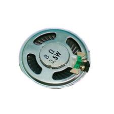40mm Dia Round Internal Magnetic Speaker Trumpet Horn 0.5W 8 Ohm 2Pcs V8R0