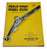 Vtg Great Guns Photographic Catalog from the Andy Palmer Collection Military Inn