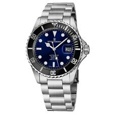 Revue Thommen Men's Diver Blue Dial Stainless Steel Automatic Watch 17571.2123