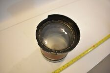 "Nice Used Antique Rare Kodak Aero Ektar 12"" f2.5, 9X9 305mm Aviation Film Lens"