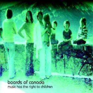 BOARDS OF CANADA - MUSIC HAS THE RIGHT TO.. - LP 33