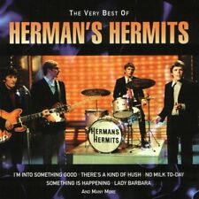 Herman's Hermits ~ Very Best of ~ NEW CD ~ Greatest Hits ~ 25 Tracks
