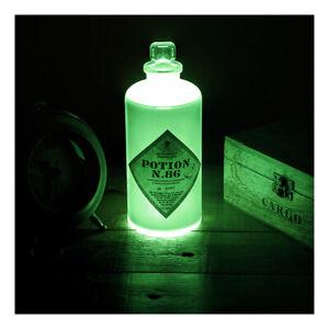 Official Warner Bros Harry Potter Potion Bottle Light - USB Powered Light