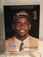 1993-94 Hoops NBA Draft Redemption Set SEALED Chris Webber, Penny Hardaway