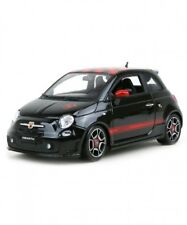 New Burago 1/18 Abarth 500 Diecast car from Japan